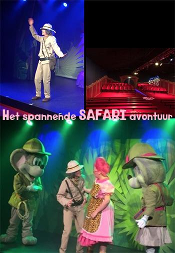 Het spannende safari avontuur Julianatoren