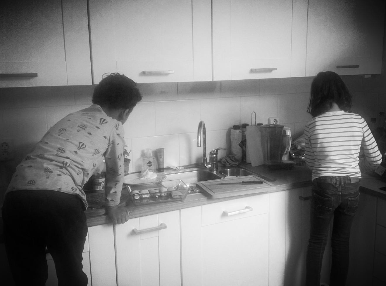 Samen koken - Pleegzorg