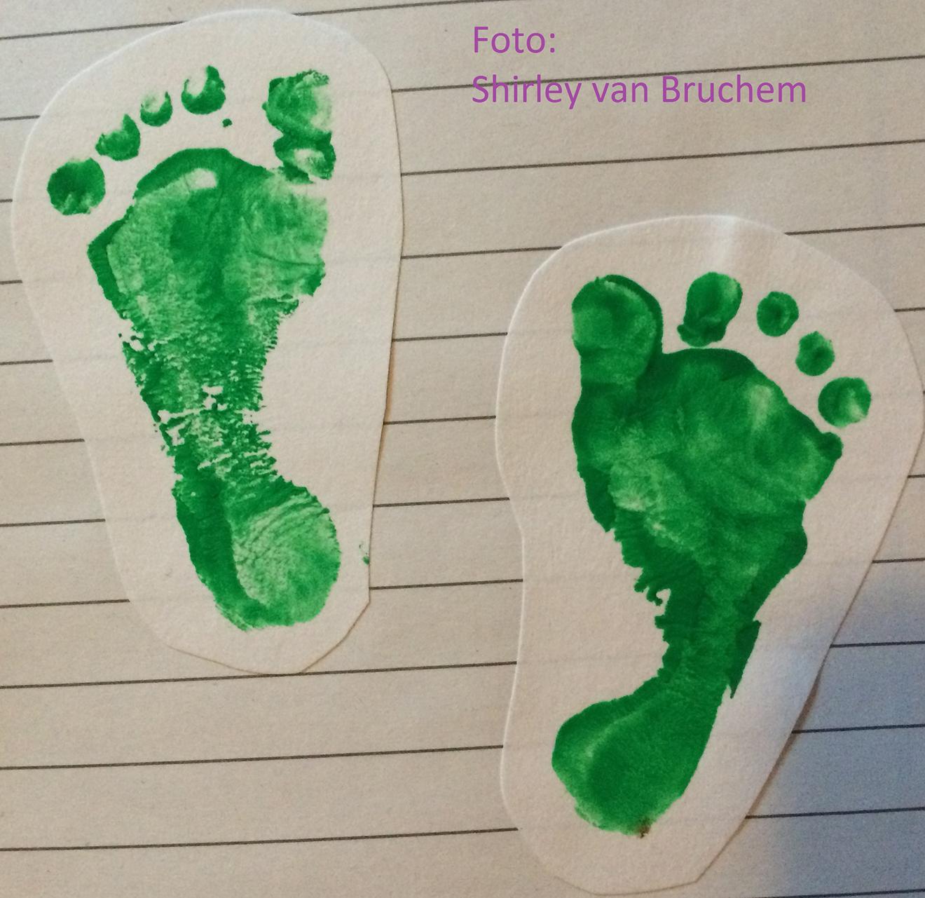kleine voetjes prematuur baby