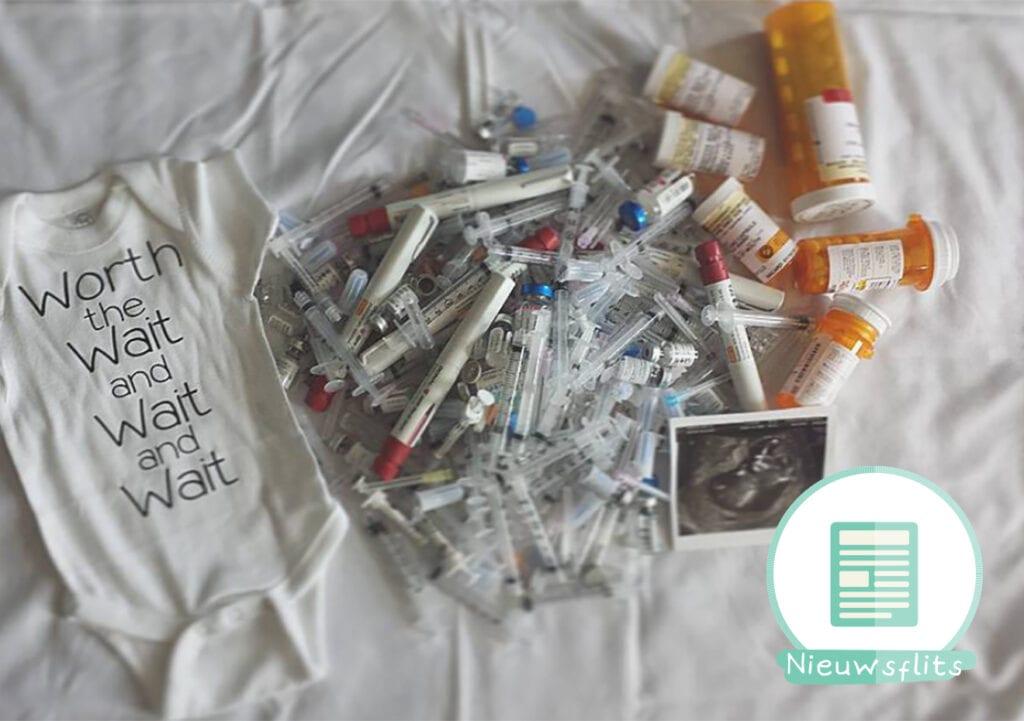 Zo ziet zwanger zijn na ivf behandelingen eruit