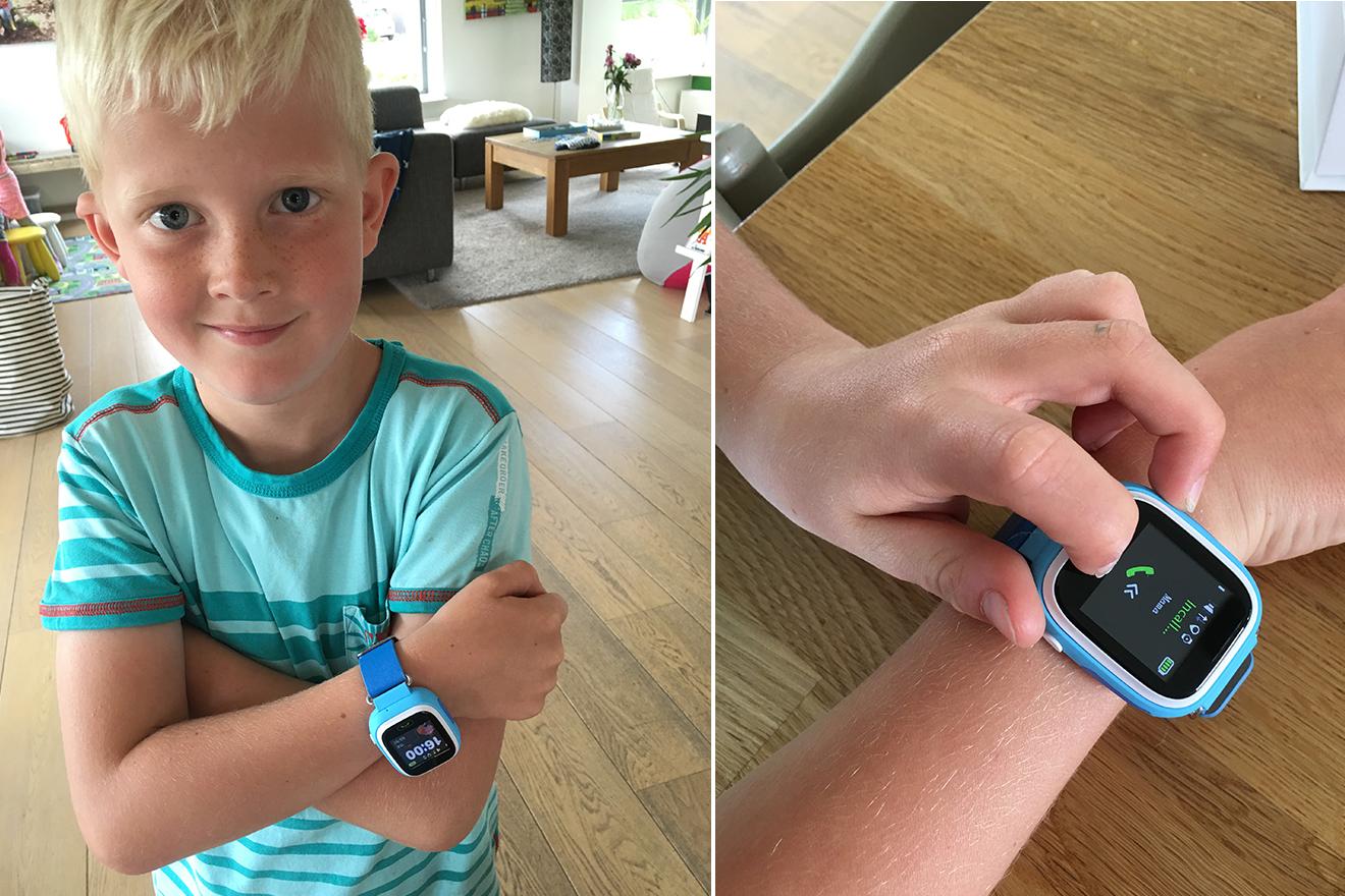 GPS horloge kinderen