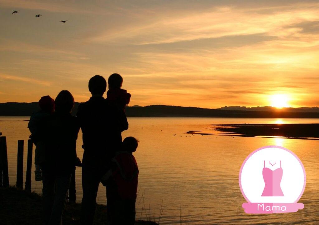 Drie weken niks… Even een doodgewoon gezin zijn