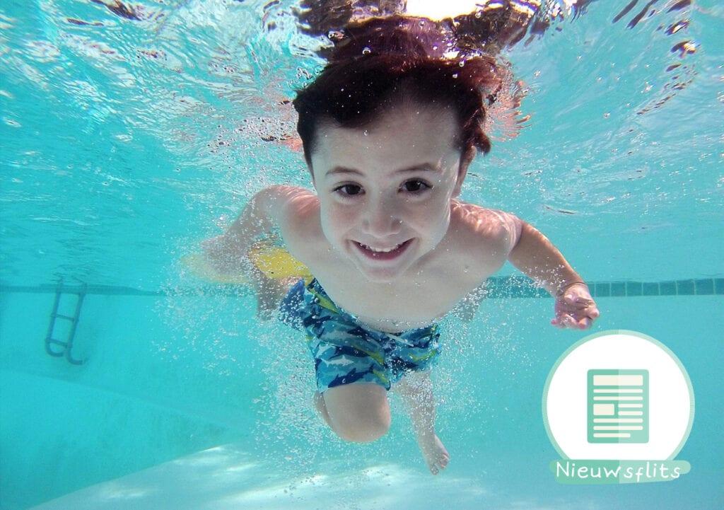 Kinderen alleen een dagje laten zwemmen? Doe maar niet!