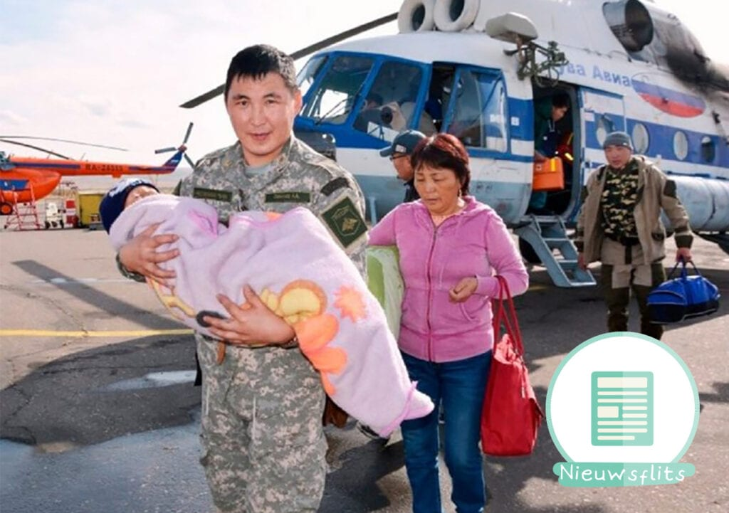 3-jarige overleeft 72 uur Siberische wildernis