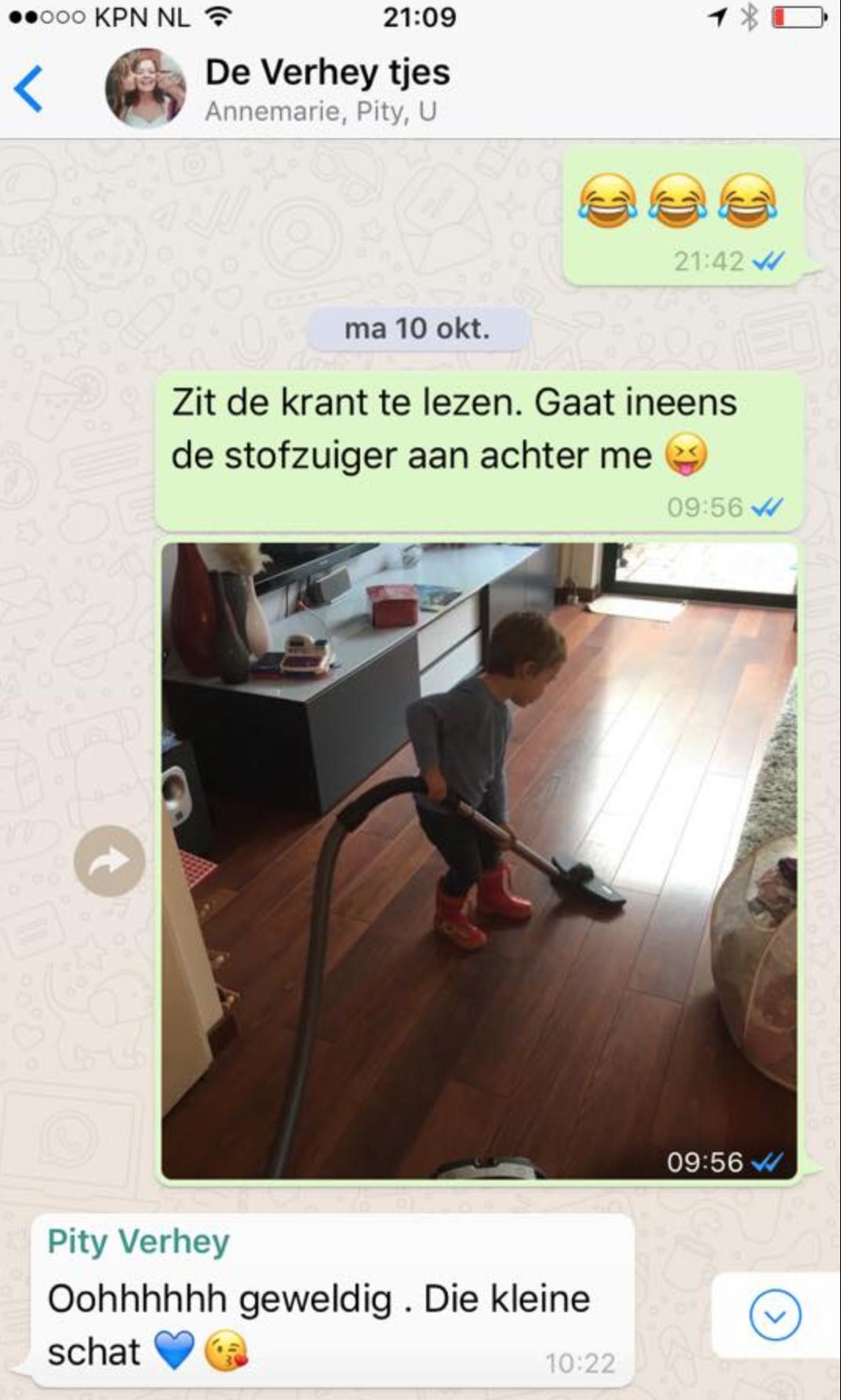 Familie GroepsApp