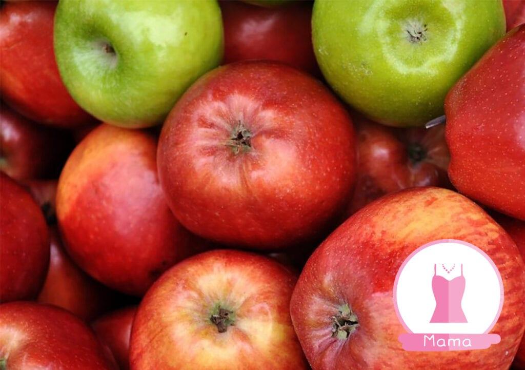 De appels van opa