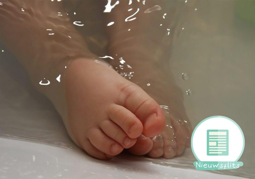 """""""Mijn baby verdronk bijna in bad"""""""