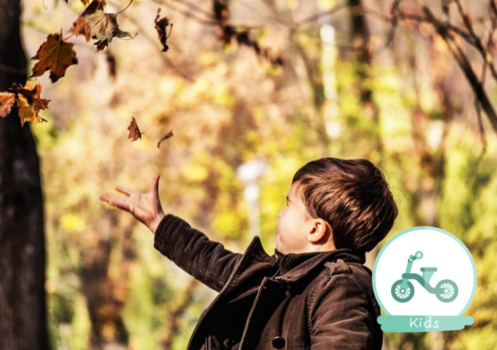 Wat je denkt tijdens een wandeling met je kind(eren)