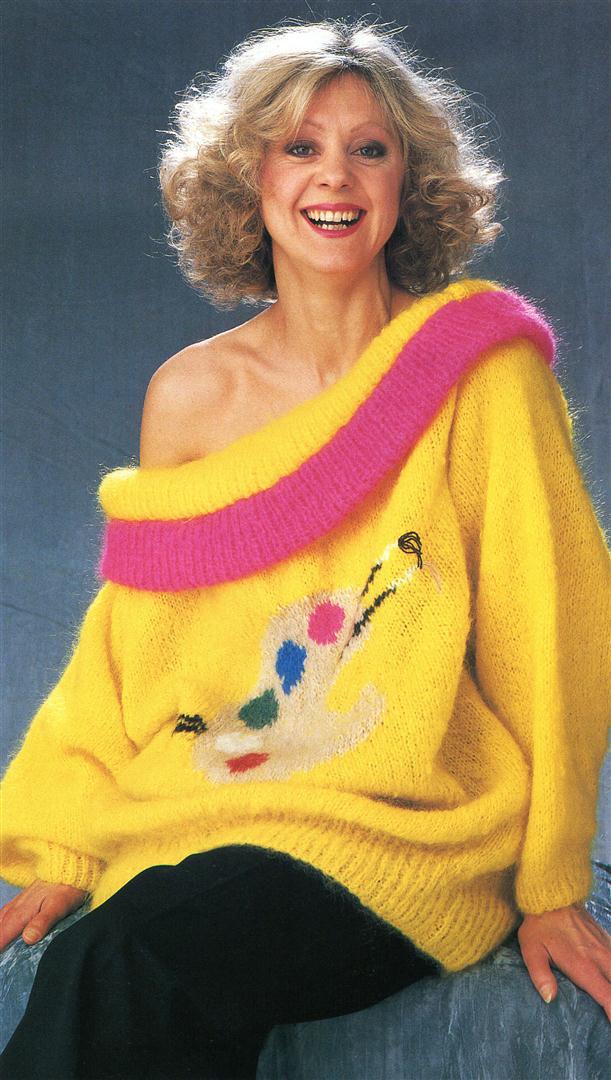 de-afgezakte-blote-mouwen-trui