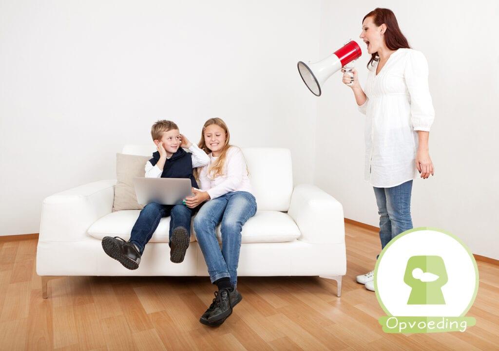 Schelden en vloeken bij je kinderen kan geen kwaad. Toch?