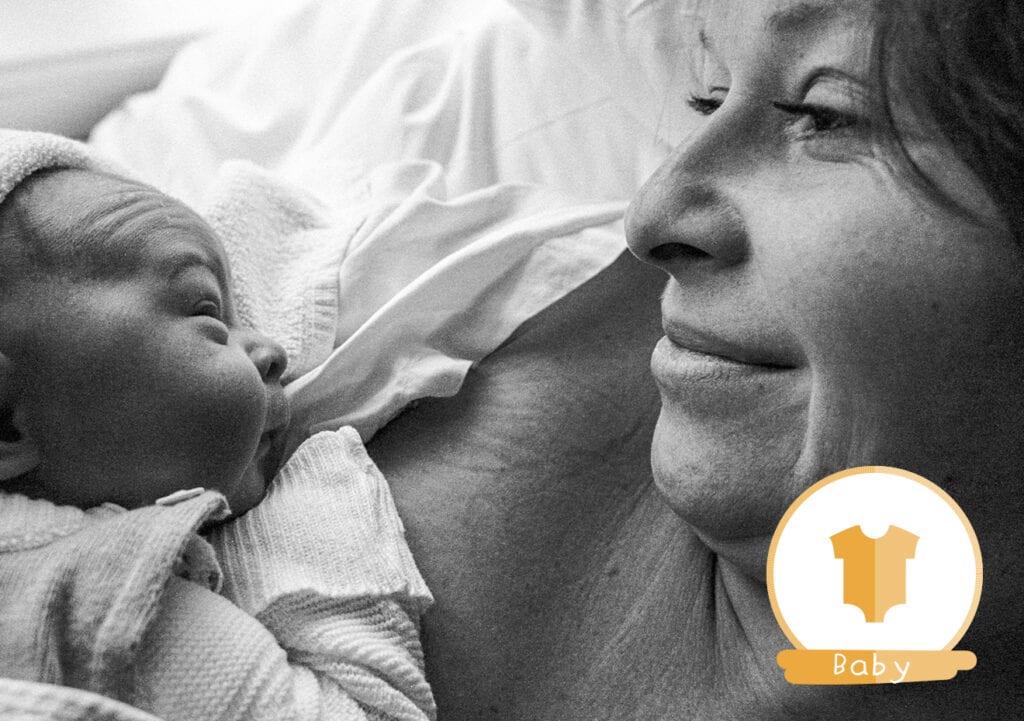 10 frustraties van een moeder met een pasgeboren baby