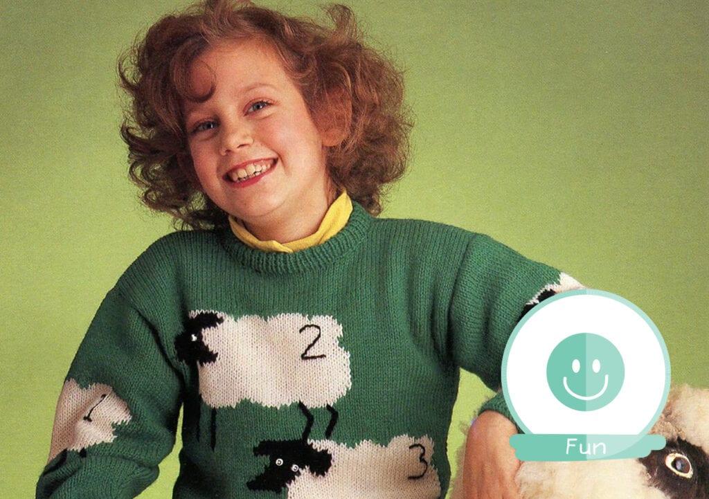 10x de gebreide truien trend uit de jaren 80