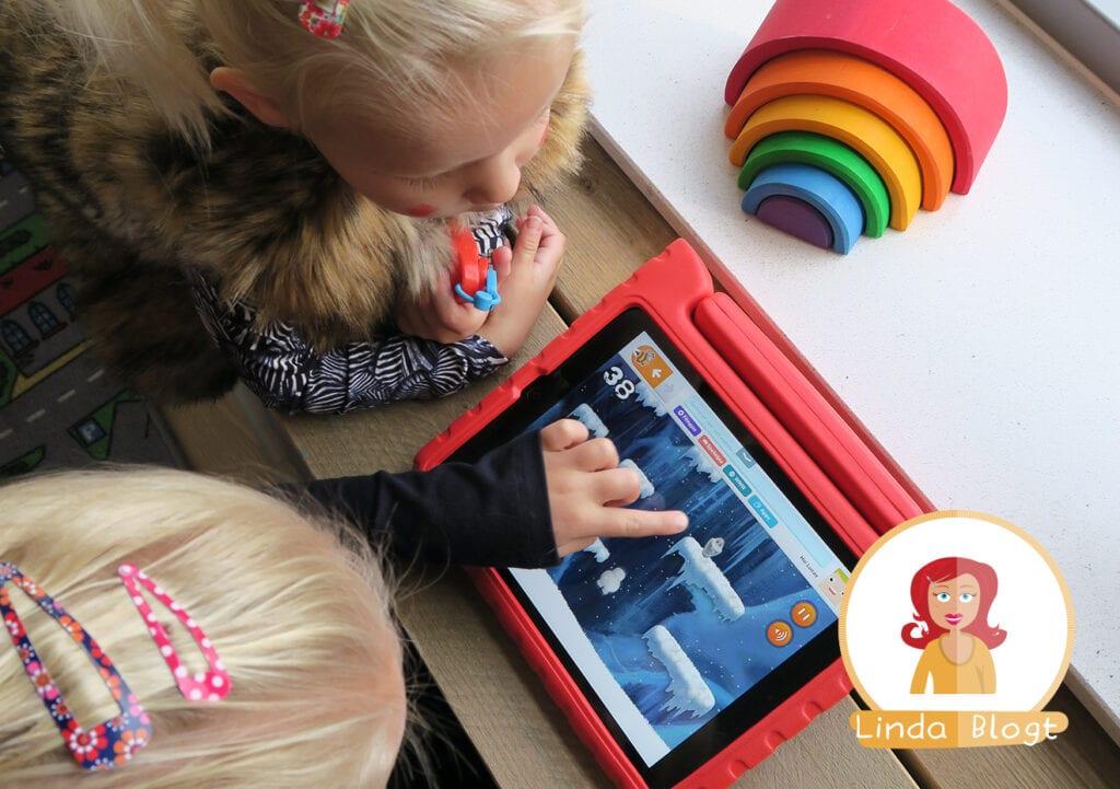Ik ben 'die moeder' die de iPad als oppas gebruikt