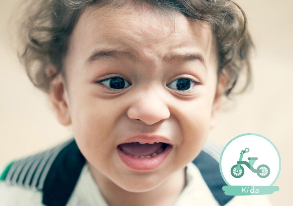 9 signalen dat je 3-jarige misschien wel een GANGSTER is