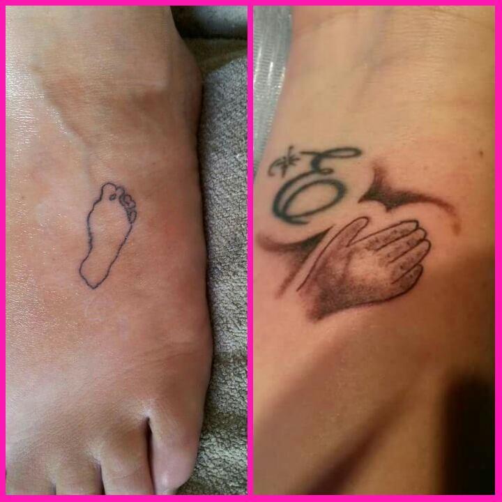 Bekend 15 tatoeages van moeders met een bijzondere betekenis - Love2BeMama &JF31
