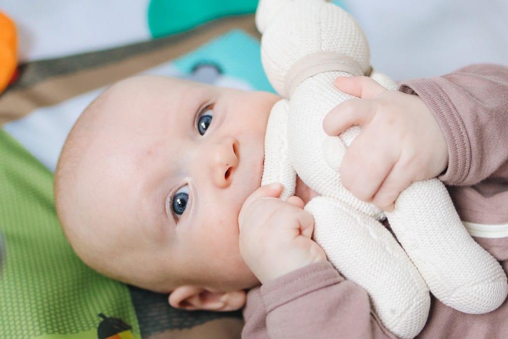 Schimmel in babyspeelgoed??!