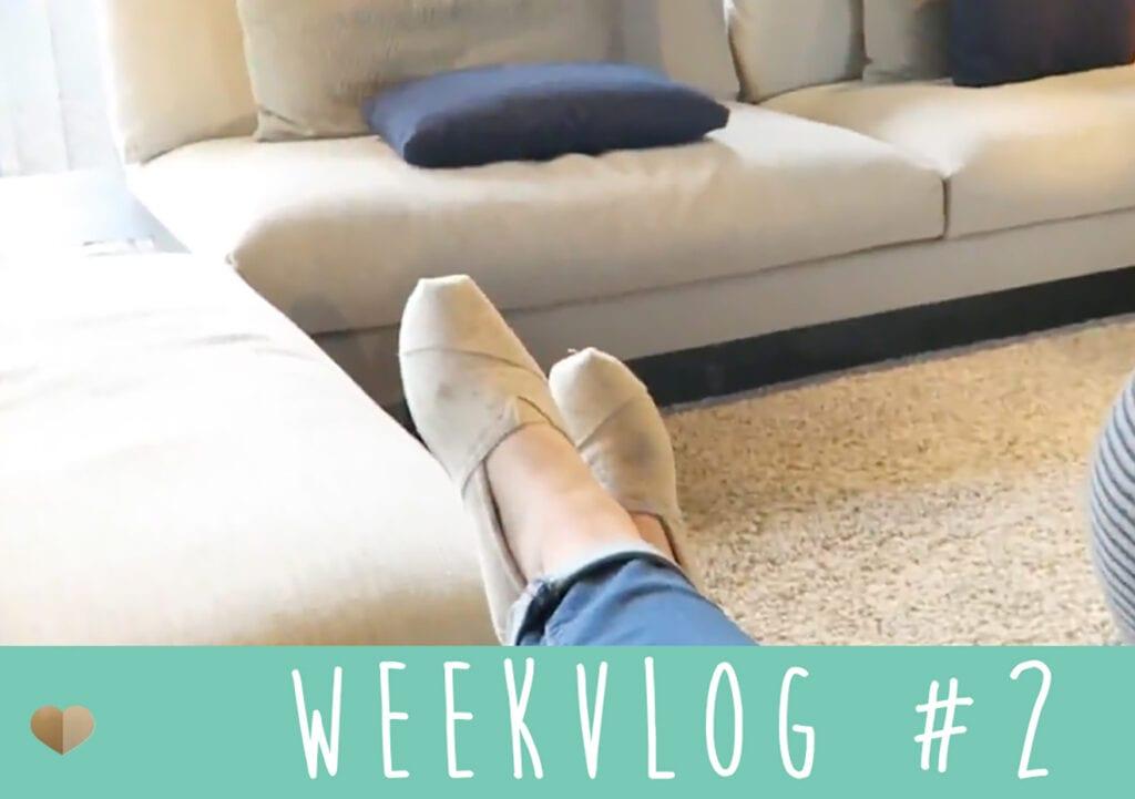 Weekvlog #2 Op zoek naar nieuwe meubels en logeren in een 4-sterren hotel