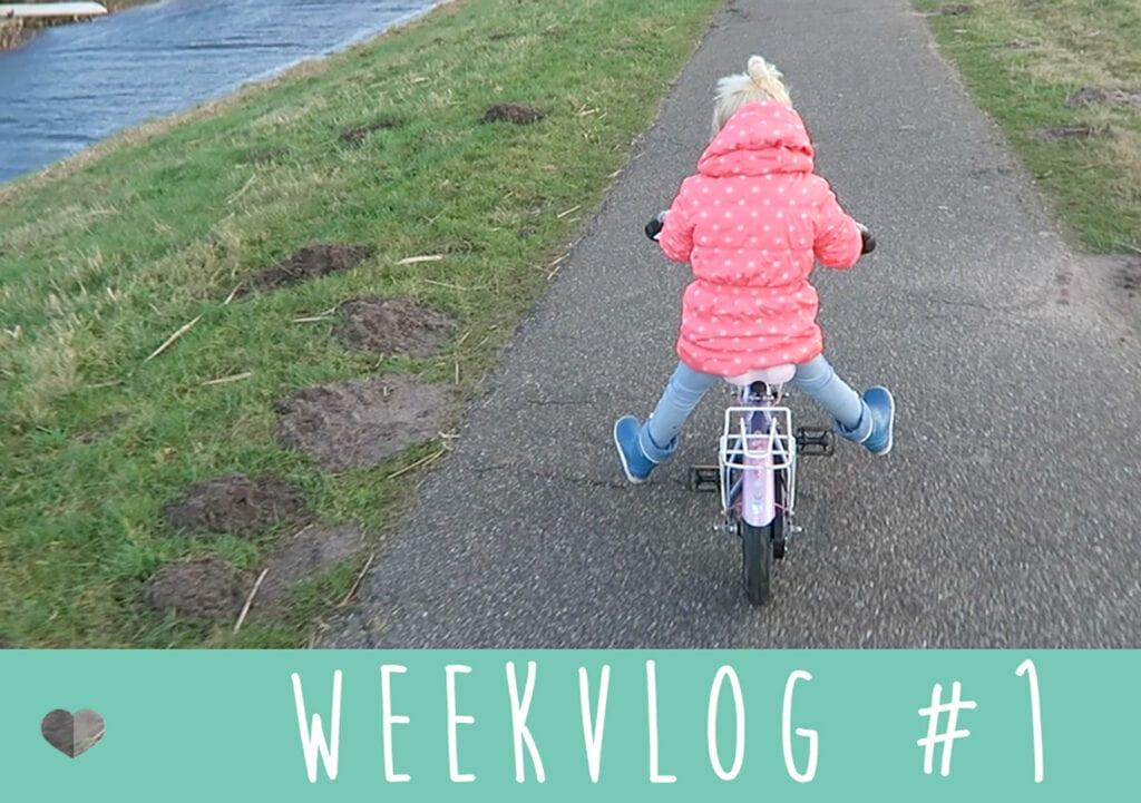 Weekvlog #1 Op pad voor ons nieuwe huis en Kerstvakantie