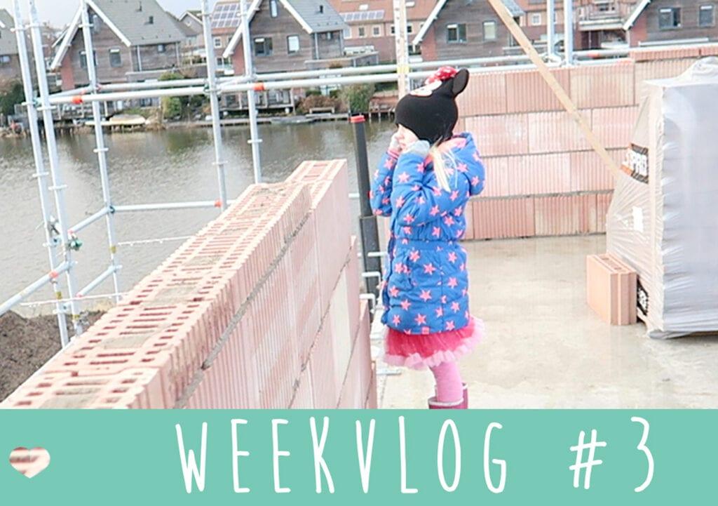 Weekvlog 3# Een kijkje in ons nieuwe huis!