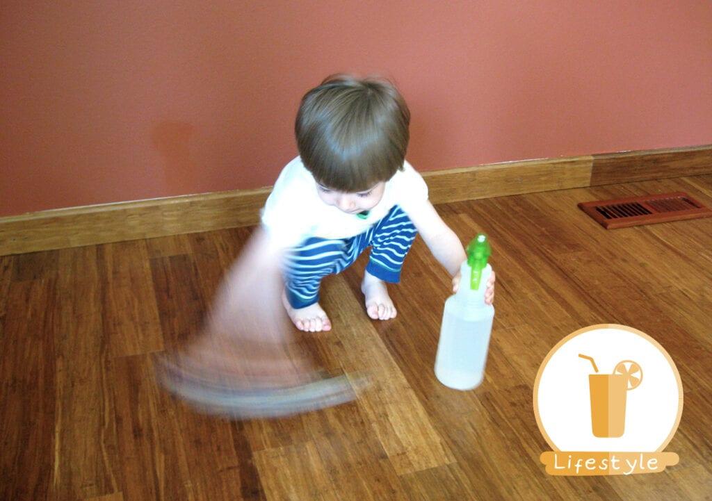 10x schoonmaken met je kind