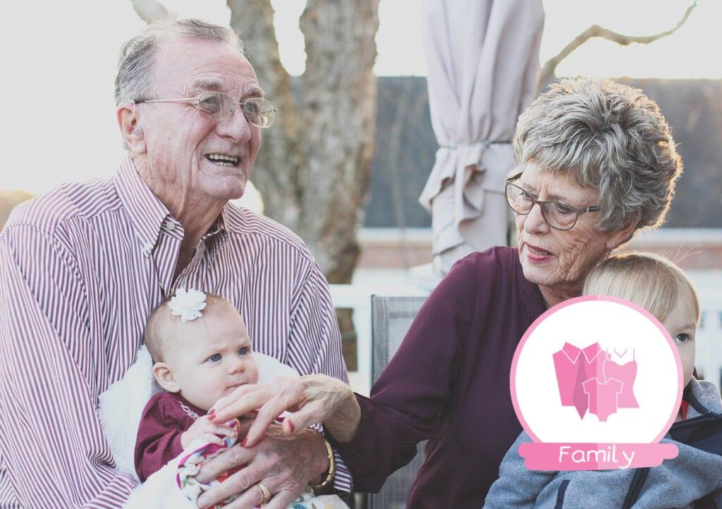 5 redenen waarom grootouders belangrijk zijn