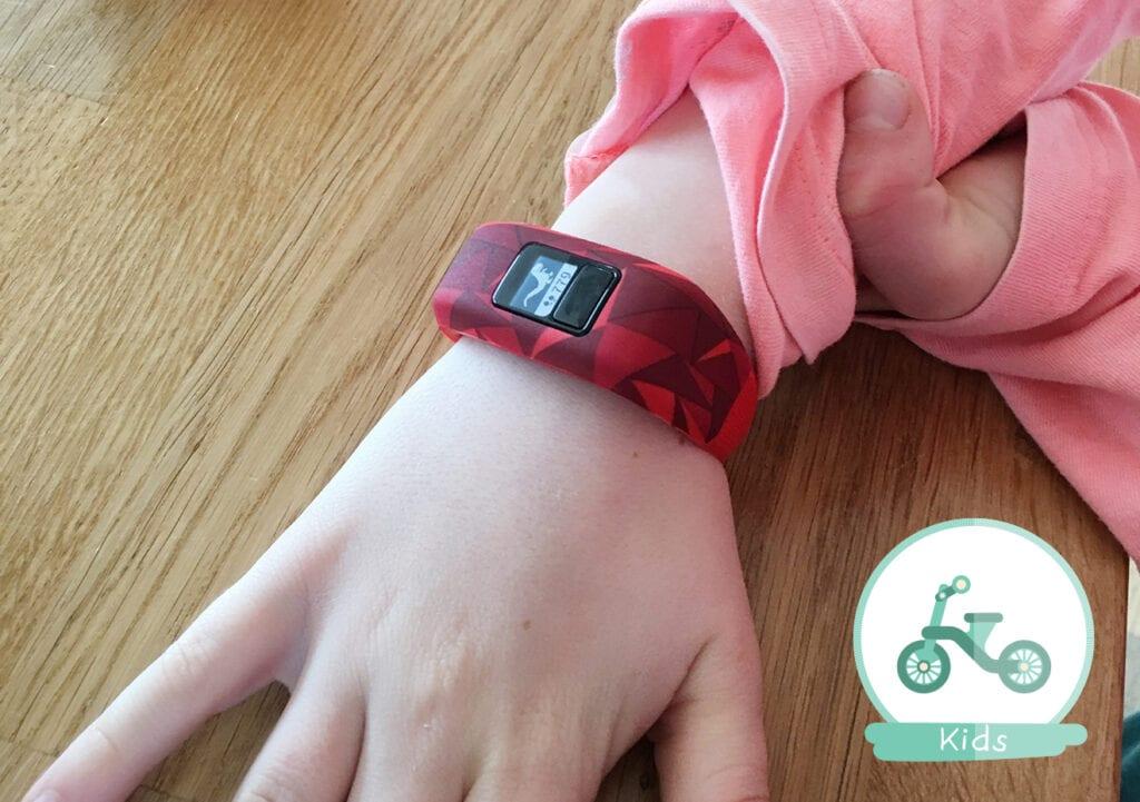 De activity tracker voor kids: Garmin Vivofit jr review (+ winactie)