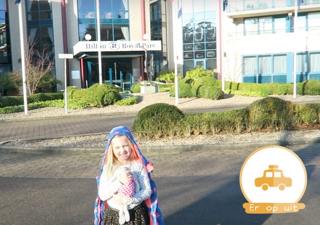Een nachtje logeren in Hilton Royal Parc Soestduinen