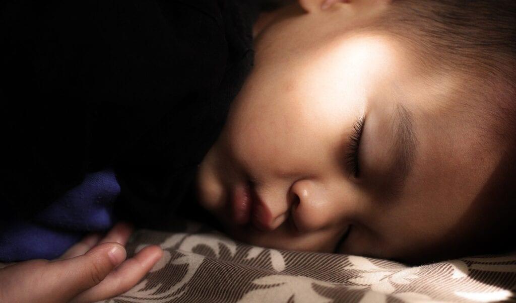 Lekker slapen, lieve jongen