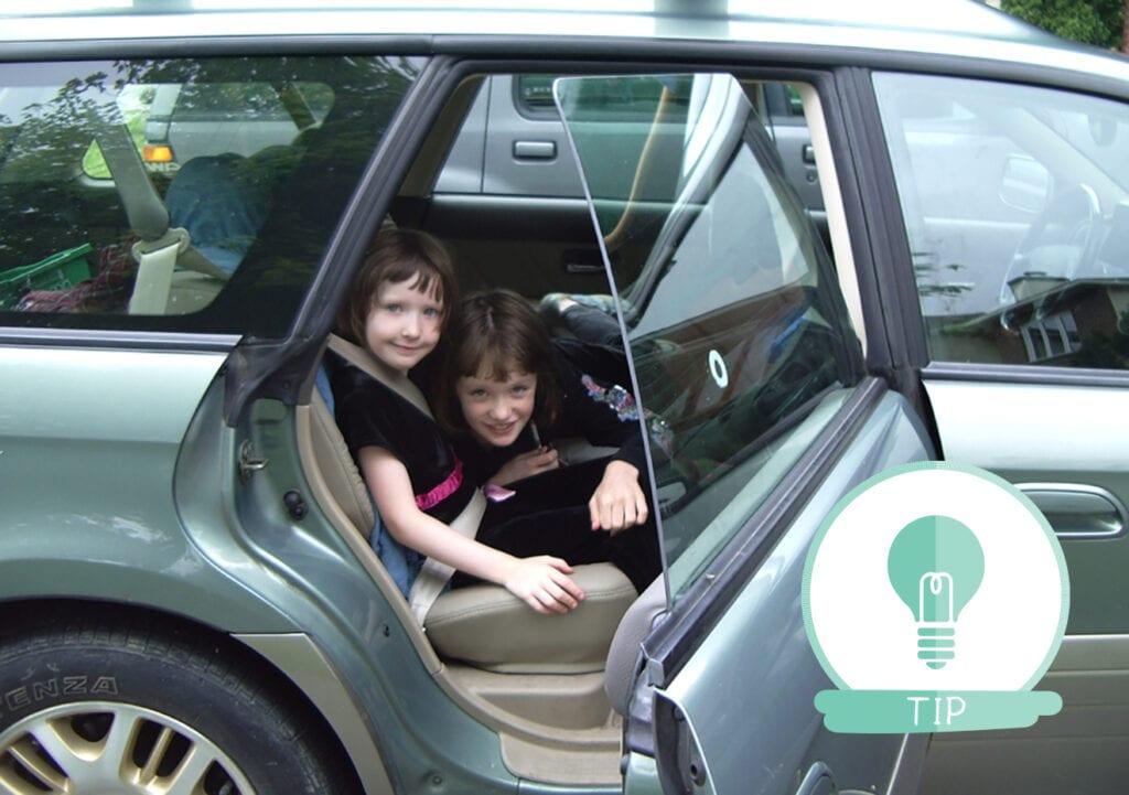 10 x autorijden met je kind(eren)