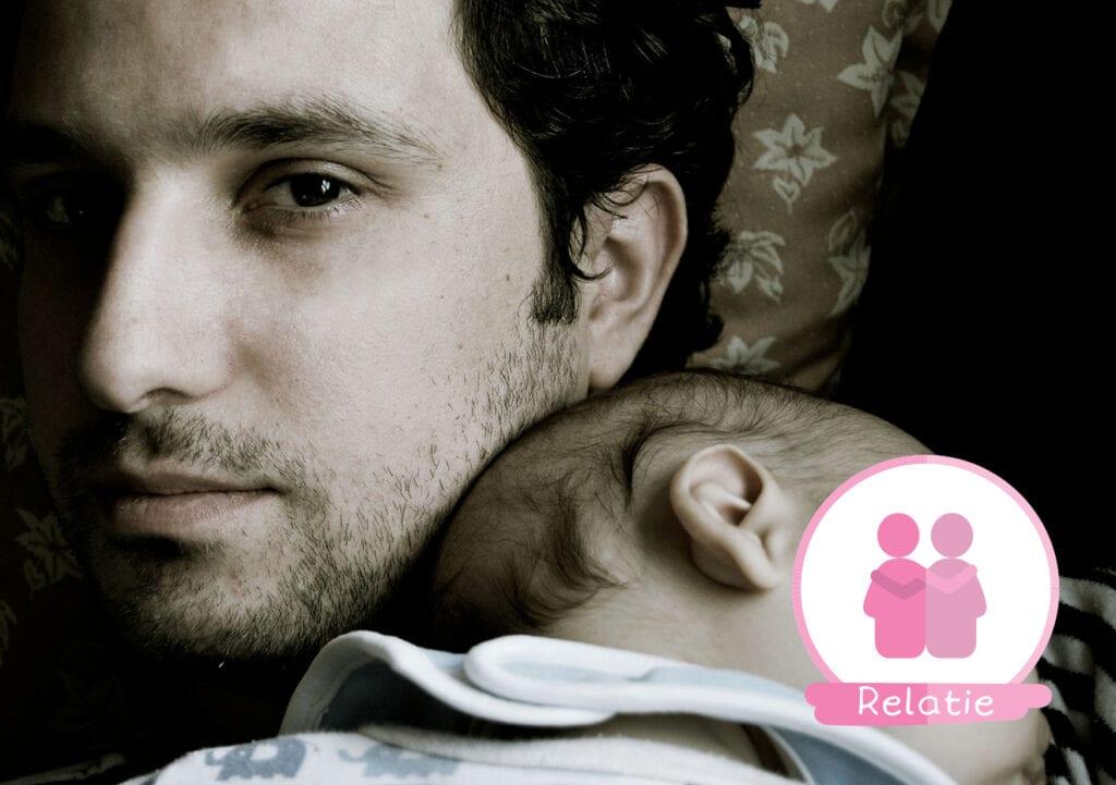 Wat is er toch zo sexy aan mannen met baby's?