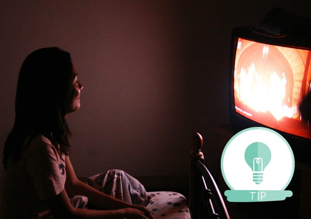 6 series om te kijken terwijl je borstvoeding geeft