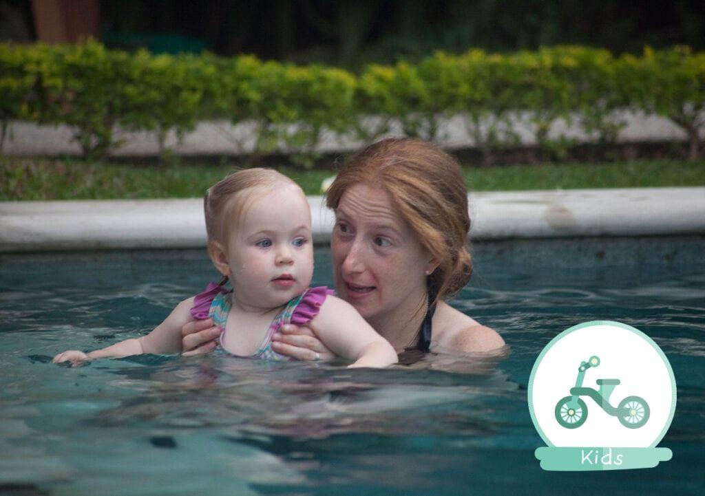 10 x Zwemmen met je kind