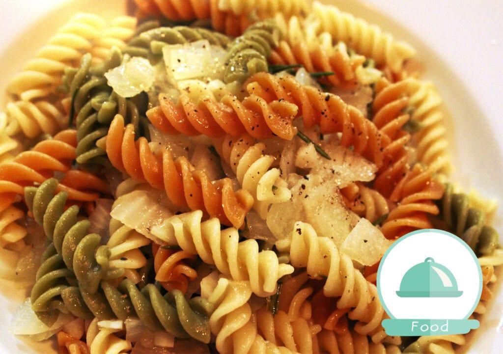 Dat wordt smullen: pasta met MonChou