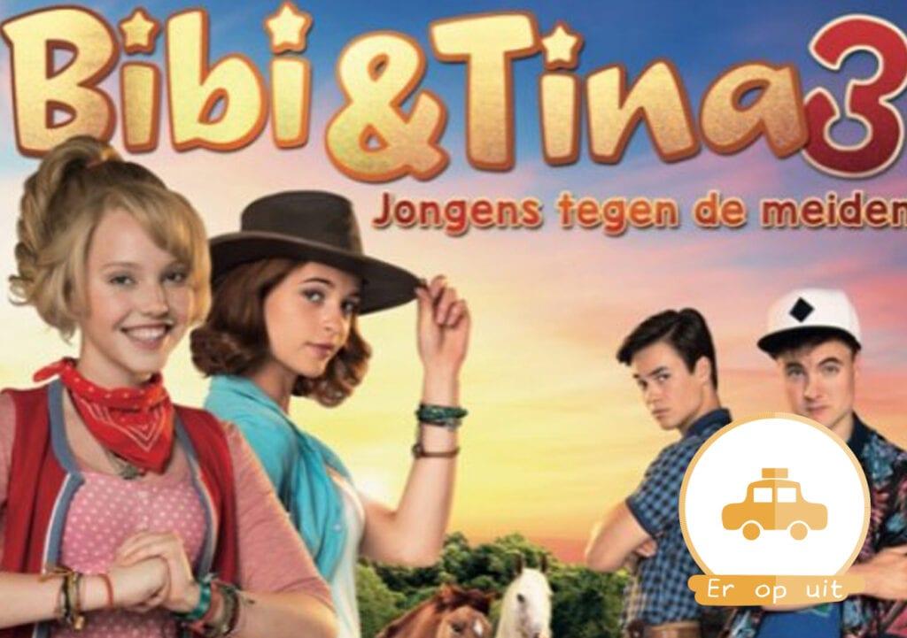 Tip voor de Meivakantie: de film Bibi en Tina 3
