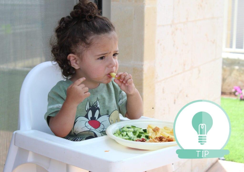 12 Tips om je kind alles te laten eten