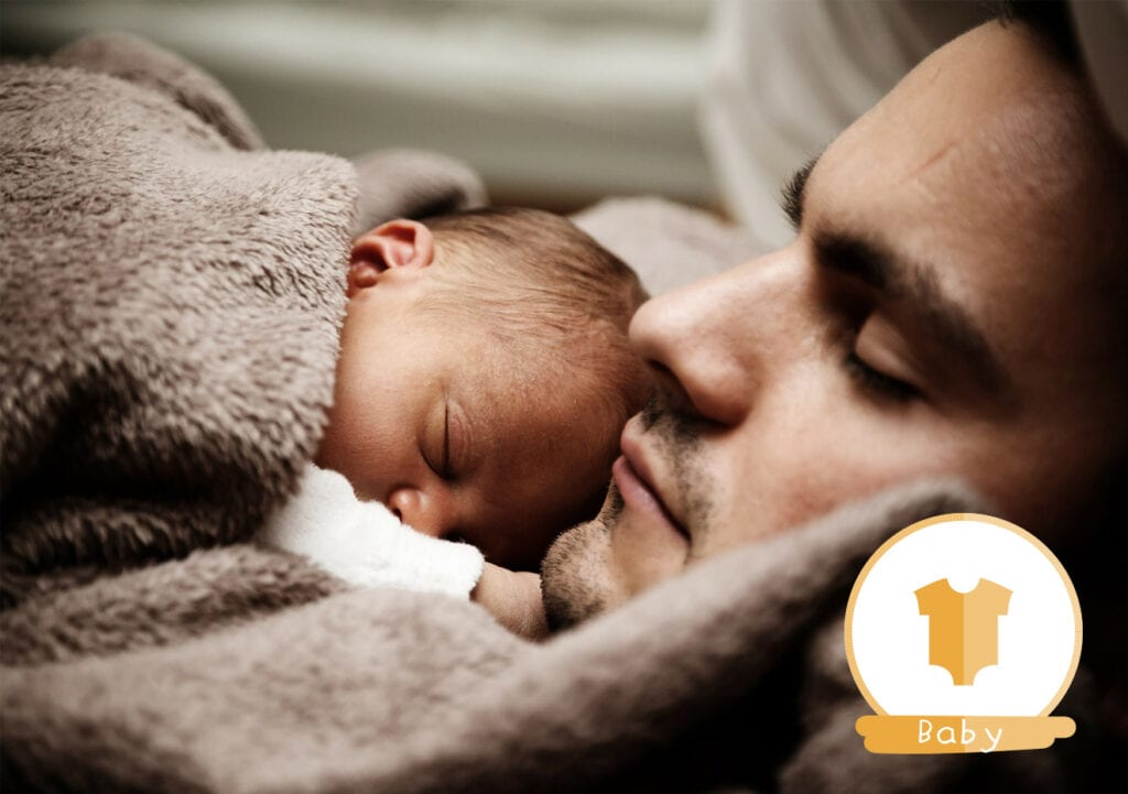 De helft van de ouders die aan co-sleeping doen liegt hierover!
