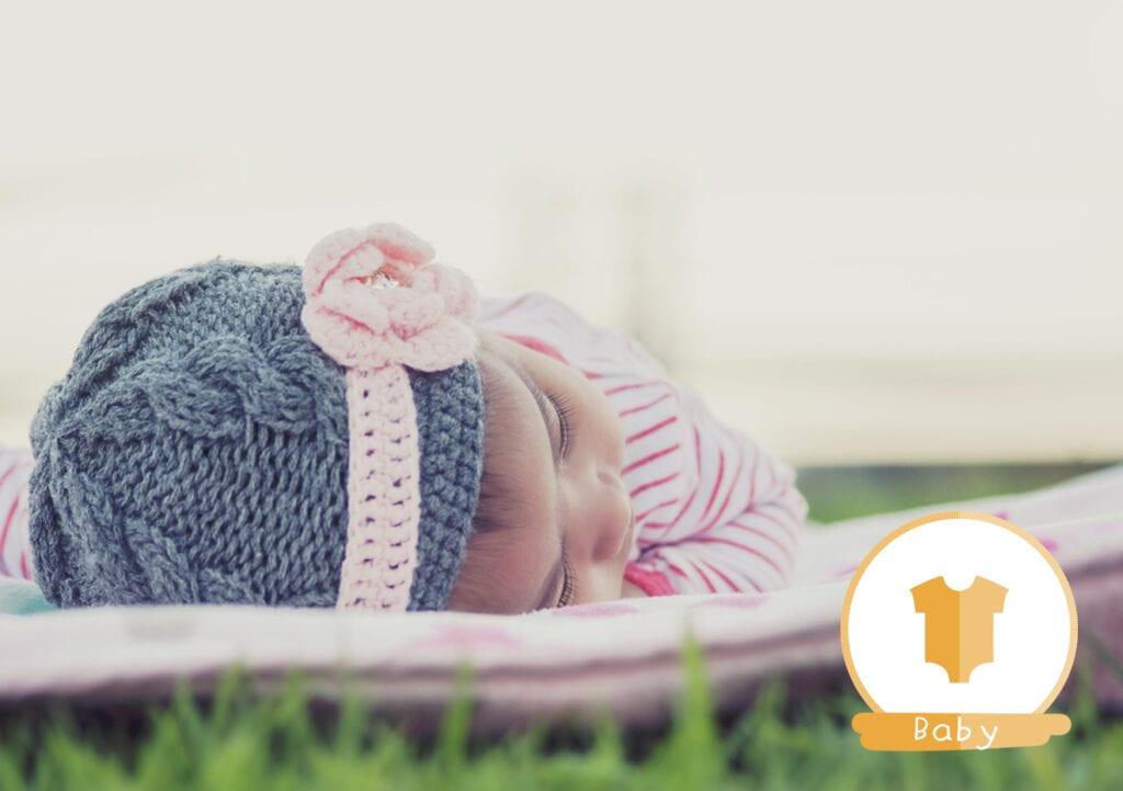 Hoe kom ik de eerste (slapeloze) maanden met mijn baby door?