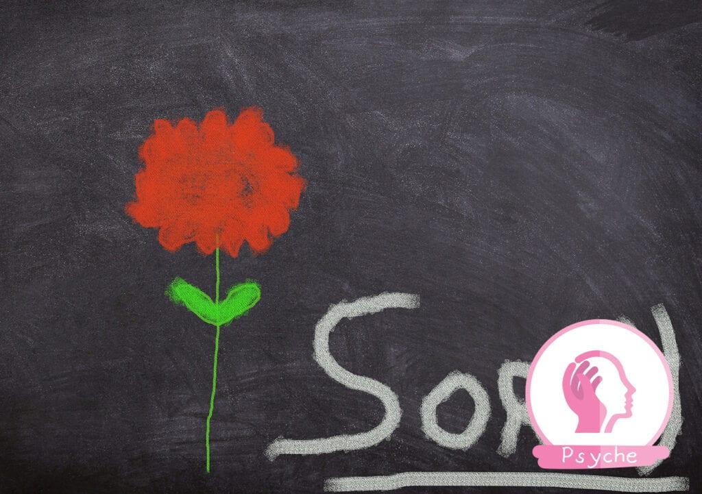 7 redenen waarom je geen sorry hoeft te zeggen