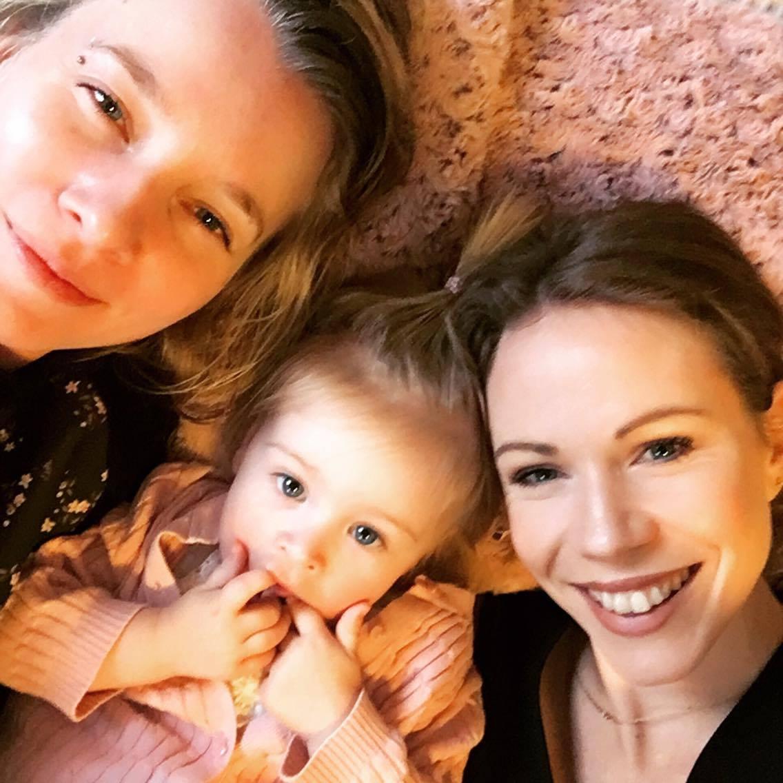 Kari lesbische moeder dochter vragen
