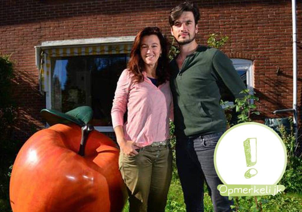 Fotograaf volgt Adam en Eva in hun 'paradijs' in Soest…