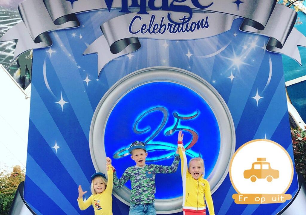 Disneyland Paris is jarig en viert dat met een schitterend programma!