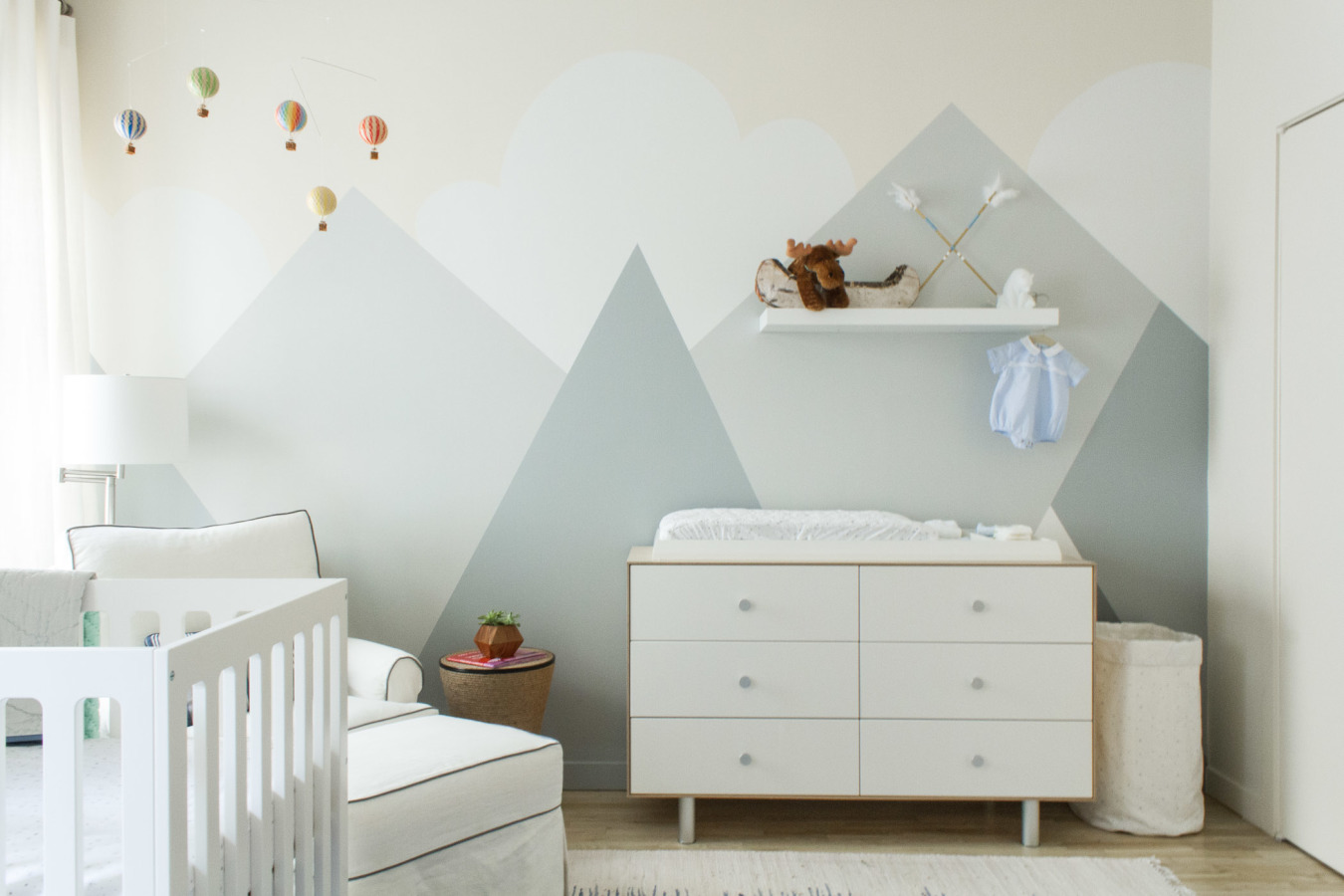 Leuke Unisex babykamer