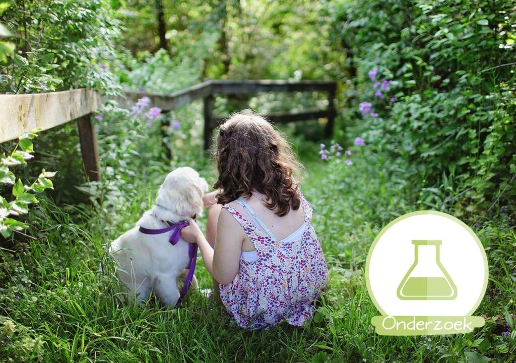 Nu is er wetenschappelijk bewijs: een hond is goed voor kinderen!