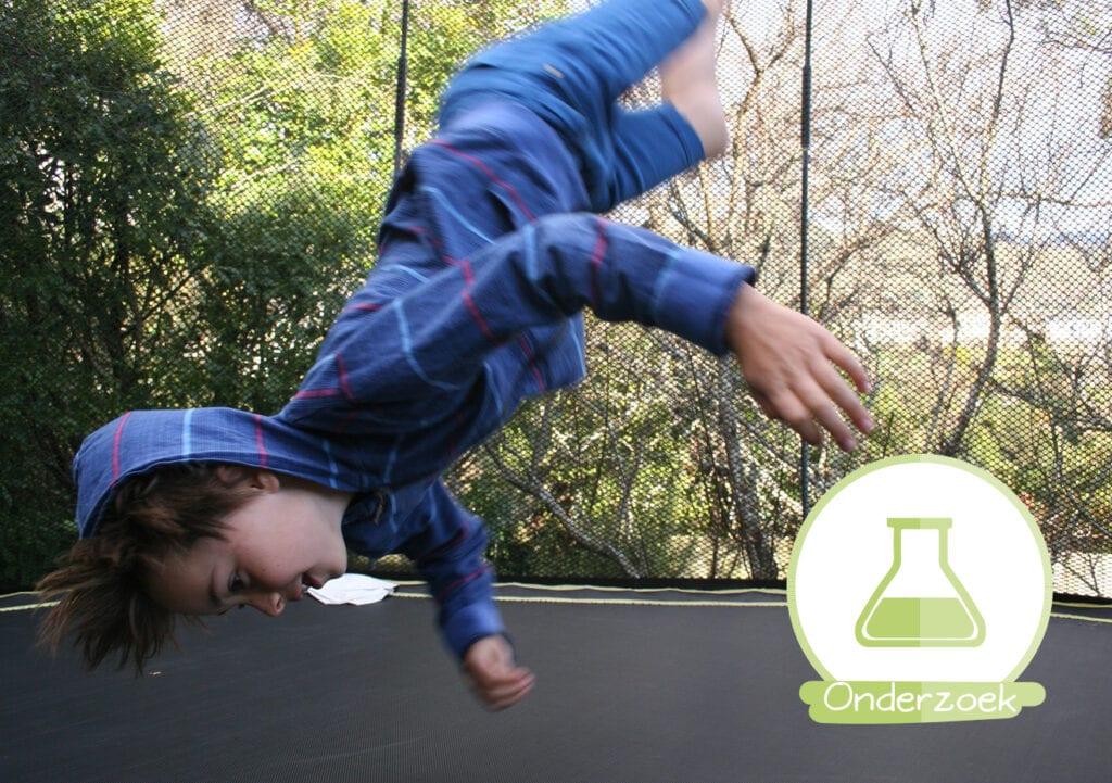 Let goed op bij trampolines! Zijn ze wel veilig?