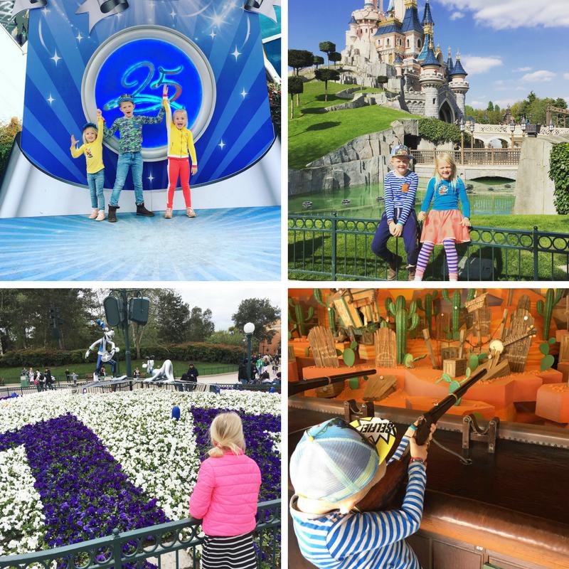 Weekendje Disneyland Paris met kinderen