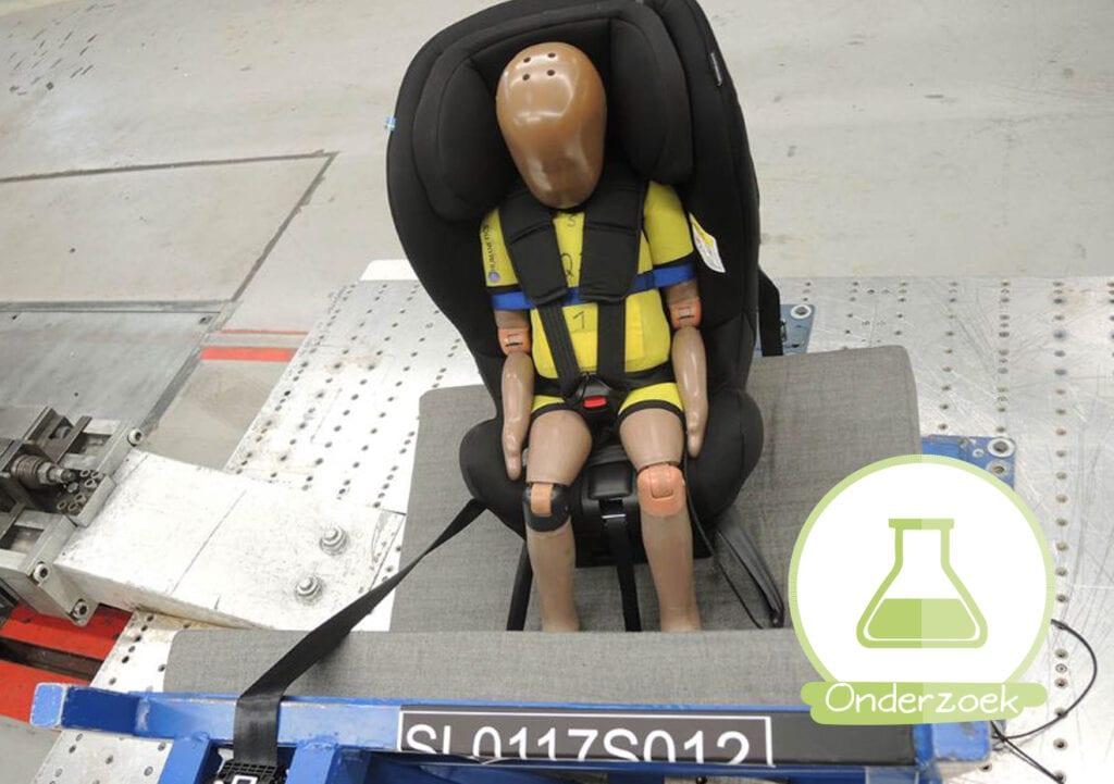 Steeds betere kwaliteit autostoeltjes