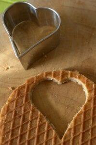 koekjes bakken Moederdag