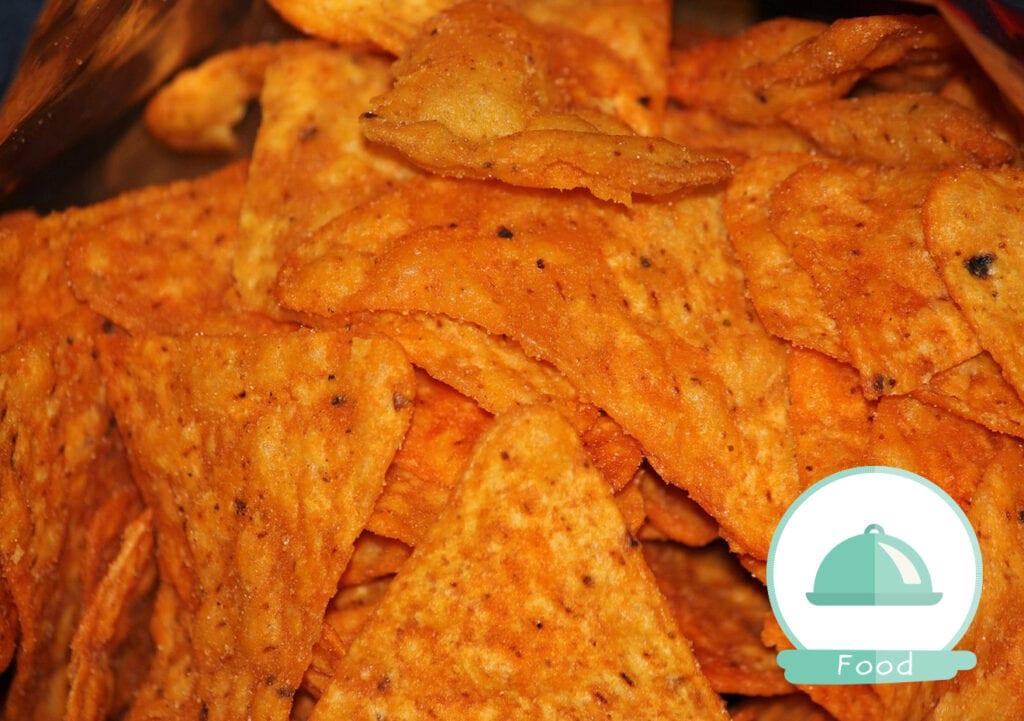 Ovenschotel met chips