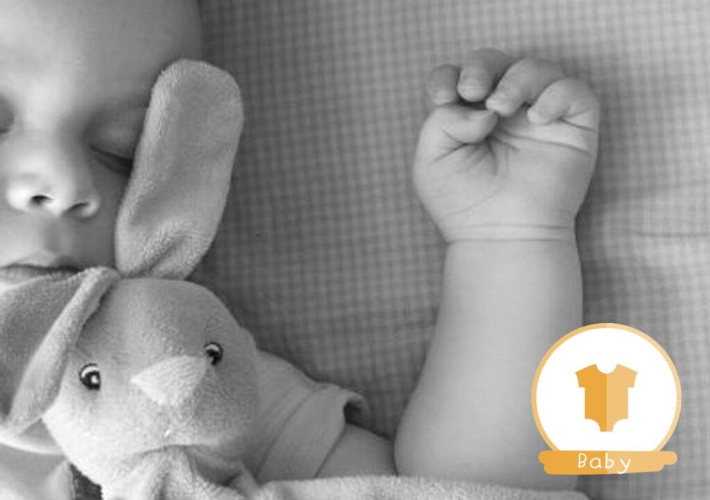 Co-sleepen: een goede nachtrust met een onrustige baby