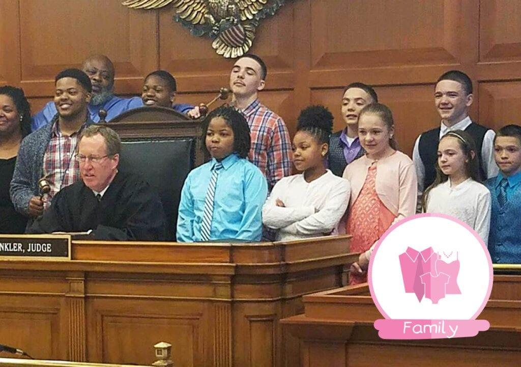 Deze ouders van 5 kinderen adopteerden 6 kinderen!